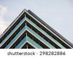 modern building facade | Shutterstock . vector #298282886