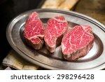 Premium Kobe beef steak in Kobe Japan