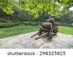 Wine Barrels Transport