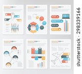 info graphic elements design on ...