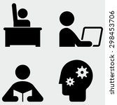 studying icons