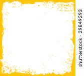 grunge banner with white center ... | Shutterstock . vector #29849293