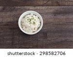 healthy fat free greek yogurt...