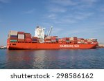 alameda  ca   march 9  2015 ... | Shutterstock . vector #298586162