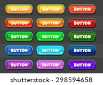 set of vector colorful buttons... | Shutterstock .eps vector #298594658