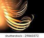 rendered fractal | Shutterstock . vector #29860372