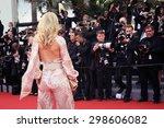 hofit golan attends the... | Shutterstock . vector #298606082