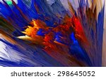 the colors in the series  fancy ... | Shutterstock . vector #298645052