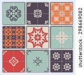 Big Collection Of 9 Ceramic...