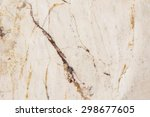 abstraction from brow marble as ... | Shutterstock . vector #298677605