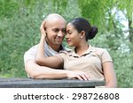 metis young couple | Shutterstock . vector #298726808