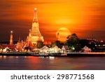 Wat Arun The Temple Of Dawn...