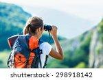 Binocular  Traveler  Hiking.