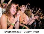 benicassim  spain   jul 17 ... | Shutterstock . vector #298947905