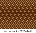 pattern of square shape in... | Shutterstock .eps vector #299044466
