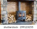 Tradional Wood Burning Stove I...