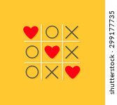 Tic Tac Toe Game With Cross And ...