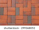Red German Ceramic Clinker...