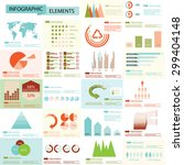 detail info graphic vector...   Shutterstock .eps vector #299404148