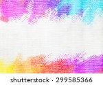Abstract Colorful Poster Color...