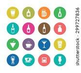 drinks icons universal set for... | Shutterstock .eps vector #299727836