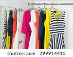 a series of bright modern... | Shutterstock . vector #299914412