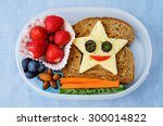 School Lunch Box For Kids With...