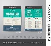 corporate brochure flyer design