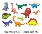 jurassic dinosaurs cartoon...