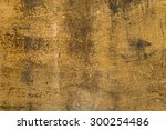 aged grunge abstract concrete... | Shutterstock . vector #300254486