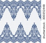 seamless lace pattern  flower... | Shutterstock .eps vector #300352448