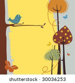 vector illustration of retro... | Shutterstock .eps vector #30036253