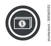 image of dollar banknote in...