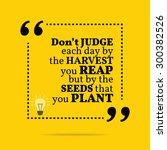 inspirational motivational...   Shutterstock .eps vector #300382526