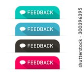 feedback icons set | Shutterstock . vector #300396395