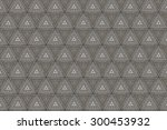 gray patterns. n | Shutterstock . vector #300453932