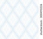 wallpaper in classic style.... | Shutterstock .eps vector #300493226