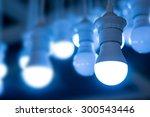 Some Led Lamps Blue Light...