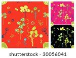 seamless pattern | Shutterstock .eps vector #30056041