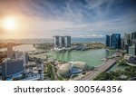 Singapore Skyline. Singapore S...