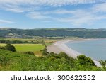 Porlock Beach And Coast...