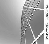 skyscraper building.... | Shutterstock . vector #300680762
