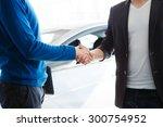 good deal. close up shoot of... | Shutterstock . vector #300754952