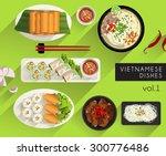 food illustration   vietnamese...