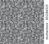 vector seamless pattern. hand...   Shutterstock .eps vector #301286525