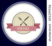 set of vintage retro labels ... | Shutterstock .eps vector #301299536