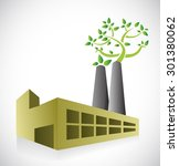 eco factory concept...