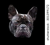 dog vector breed cute pet... | Shutterstock .eps vector #301399172