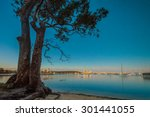 The Skyline Of Perth At The...