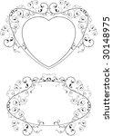 border  frame designs various... | Shutterstock .eps vector #30148975